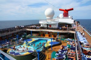 Going on a Thelma & Louise Carnival Spirit Get – Away!
